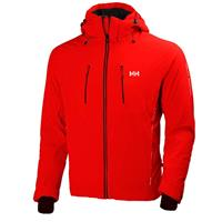 Alert Red Helly Hansen Alpha 2.0 Jacket Mens