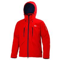 Alert Red Helly Hansen Juniper Jacket Mens