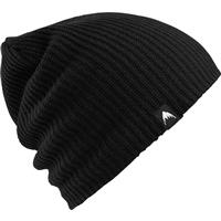 True Black Burton All Day Long Beanie Mens