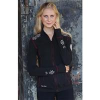 Alp N Rock Cross Stitch Zip Up Womens