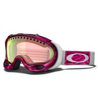 Amped Electric Pink Frame / VR50 Pink Iridium Lens (59 191) Oakley A Frame Goggle