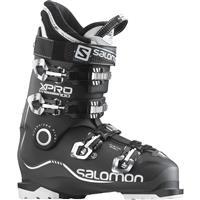 Anthracite / Black Salomon X Pro 100 Boots Mens
