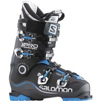 Anthracite / Black Salomon X Pro 120 Boots Mens