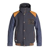 Anthracite DC DCLA SE Snowboard Jacket Mens