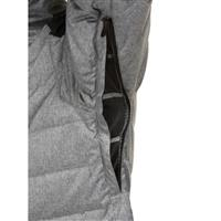 Anthracite Quiksilver Rise and Shine Jacket Mens