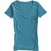 Hydro Heather Burton Antidote V Neck T Shirt Womens