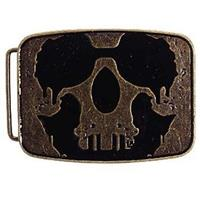 Antique Ivory Burton Icon Buckle Mens