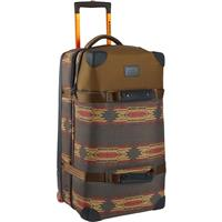 Apache Print Burton Wheelie Double Deck Travel Bag