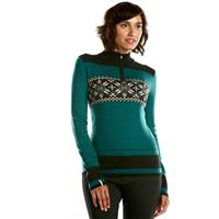 Apatite / Charcoal / Winter White Meister Brietta Sweater Womens