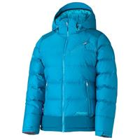 Aqua Blue/Dark Sea Marmot Sling Shot Jacket Womens