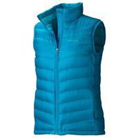 Aqua Blue Marmot Jena Vest Womens