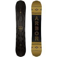 Arbor Element Black Camber Snowboard Mens
