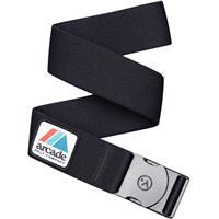 Black Logo Arcade Rambler Belt