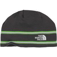 Asphalt Grey / High Rise Grey The North Face Logo Beanie