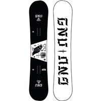 Gnu Asym Riders Choice C2X Snowboard Mens