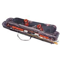 Athalon Platinum Molded Wheeling Multi Ski / Snowboard Bag