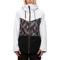 686 Athena Insulated Jacket - Women's - Crosshatch Colorblock