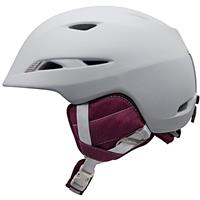Aubergine Giro Lure Helmet Womens