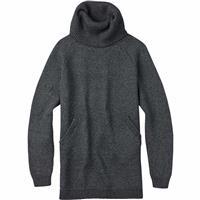 True Blue Heather Burton Avalanche Sweater Womens