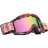 B4BC Frame with Bronze / Pink Chrome Lens Electric EG.5 Goggle