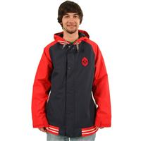 Ballpoint Burner Burton Haze Varisity Jacket Mens