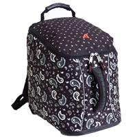 Bandana Black Athalon Dual Entry Boot Bag