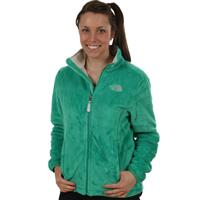 Bastille Green The North Face Osito Jacket Womens