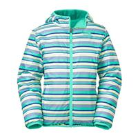 Bastille Green The North Face Reversible Perrito Jacket Girls