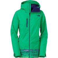 Bastille Green The North Face Wanda Insulated Jacket Womens
