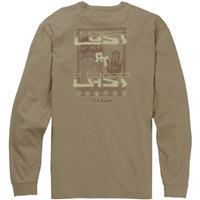Burton Bear Hollow LS T-shirt - Men's - Silver Sage