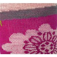 Berry Smartwool Wintersport Floral Socks Youth