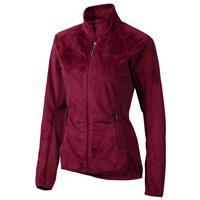 Berry Wine Marmot Luster Jacket Womens
