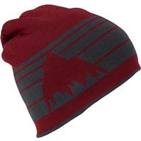 Faded / Firebrick Burton Billboard Beanie Mens