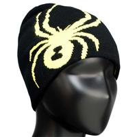 Black/Acid Spyder Reversible Bug Hat Boys