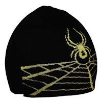 Black and Helios Spyder Web Hat Boys