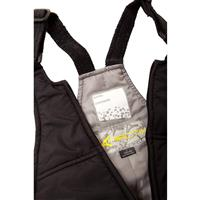 Black Arctix Classic Snow Bib Toddler