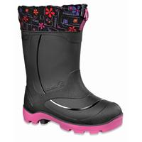 Black/Berry Kamik Snobuster 2 Boots Youth