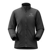 Black / Black ArcTeryx Atom LT Jacket Womens