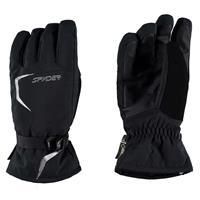 Black / Black / Polar Spyder Traverse Gore Tex Gloves Mens
