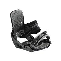 Black Burton Freestyle Bindings