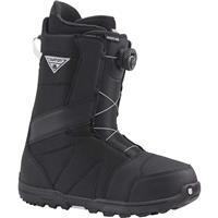 Black Burton Highline Boa Snowboard Boots Mens