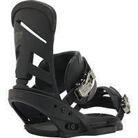 Black Burton Mission EST Snowboard Bindings Mens
