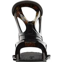 Black Burton Stiletto EST Snowboard Bindings Womens