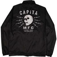 Black Capita Coach Jacket Mens back