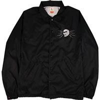 Black Capita Coach Jacket Mens front