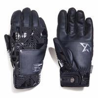 Black Celtek Blunt Gloves Mens