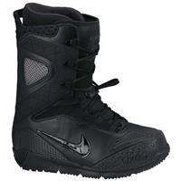 Black/Charcoal Nike Zoom Kaiju Snowboard Boots Mens