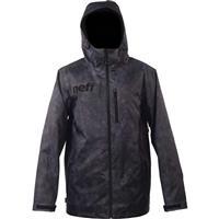 Black Crystal Neff Daily 2 Jacket Mens