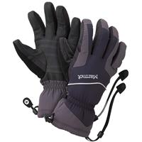 Black / Dark Granite Marmot Caldera Gloves Mens