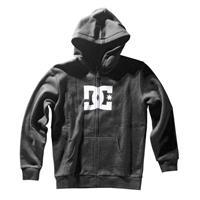 Black DC Star Zh Kd Hoodie Boys